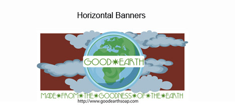 Good Earth Banner