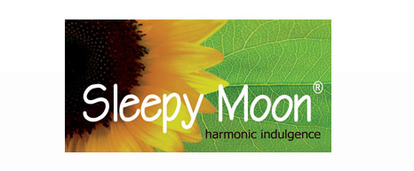 Sleepy Moon Banner